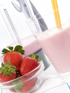 24 Fit Club Smoothie